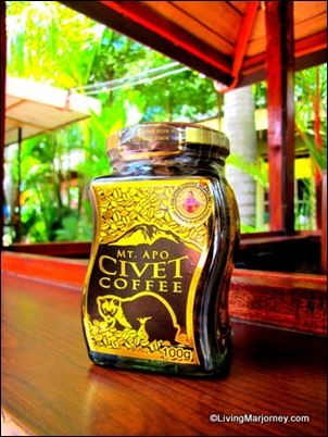 Mt. Apo Civet Coffee