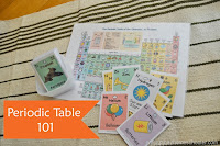 Introducing Periodic Table To Kids