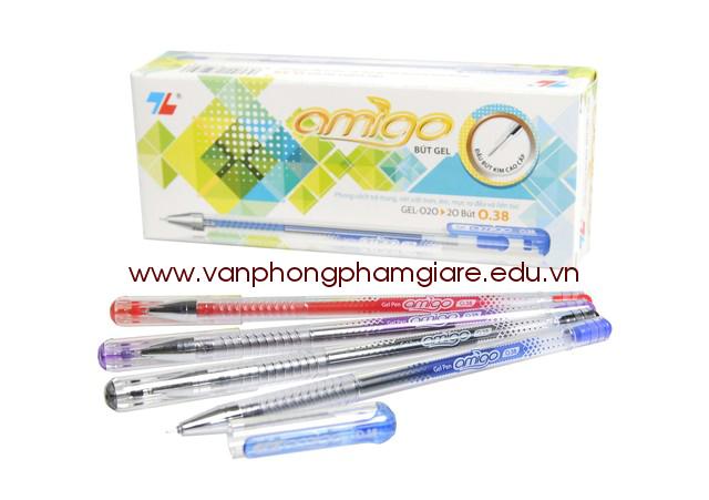 Bút Gel Thiên Long 020 Amigo