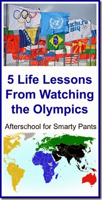 5 Life Lessons from Watching the Olympics
