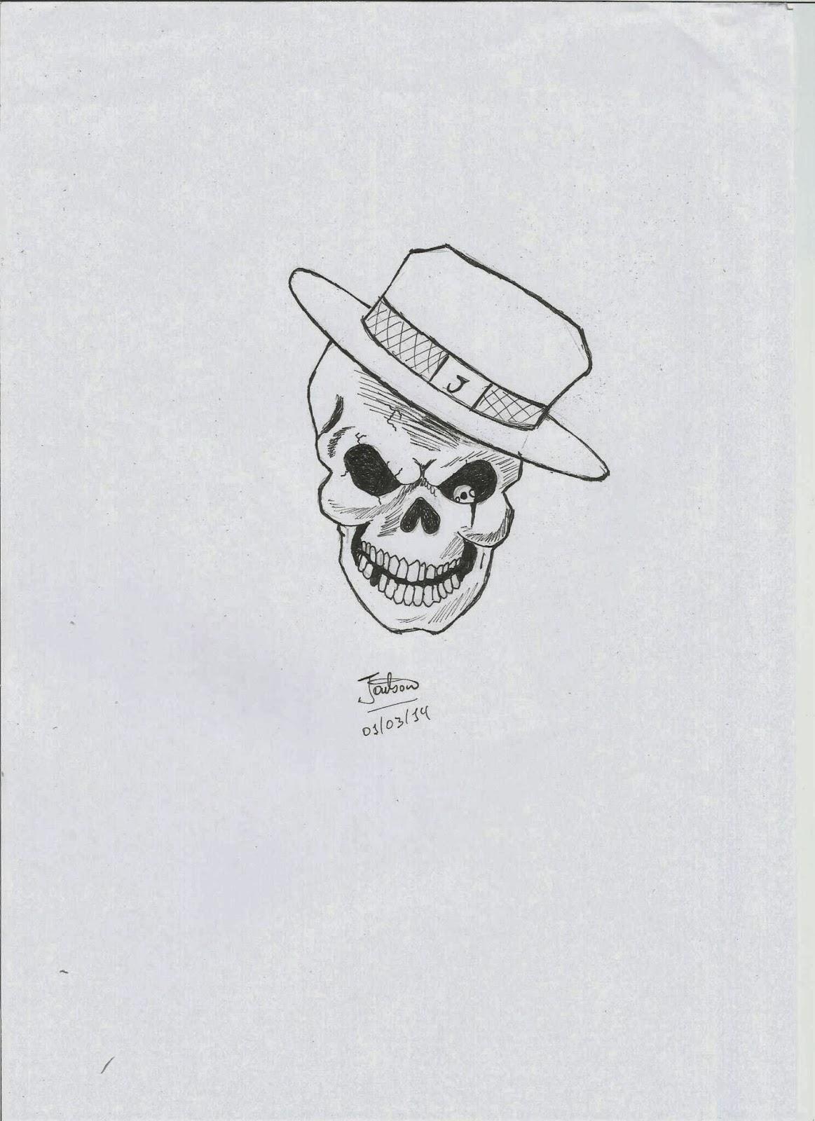 Meus Desenhos 3 Desenhos Terror