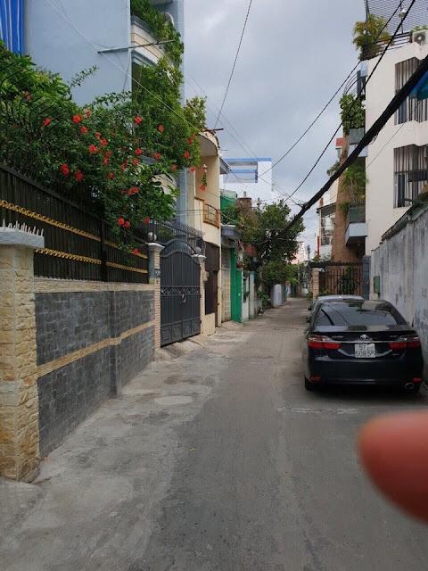 Bán nhà Hẻm Xe Hơi Lê Quang Định Bình Thạnh 03