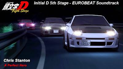 Initial D Fifth Stage  Vua Tốc Độ Phần 4
