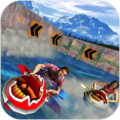 Turbo Riptide Speed Racing 3D
