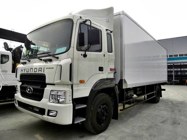 Hyundai HD170 thùng bảo ôn