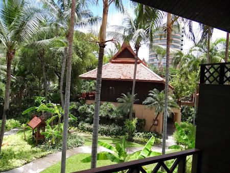 Luna de miere Thailanda: Balcon Anantara Hua Hin