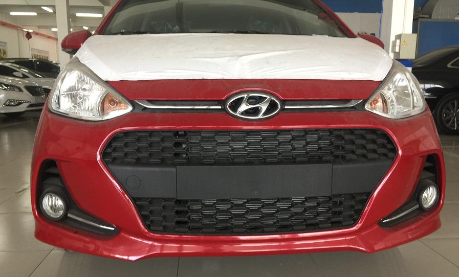 Hyundai Grand i10 2017 màu đỏ 03