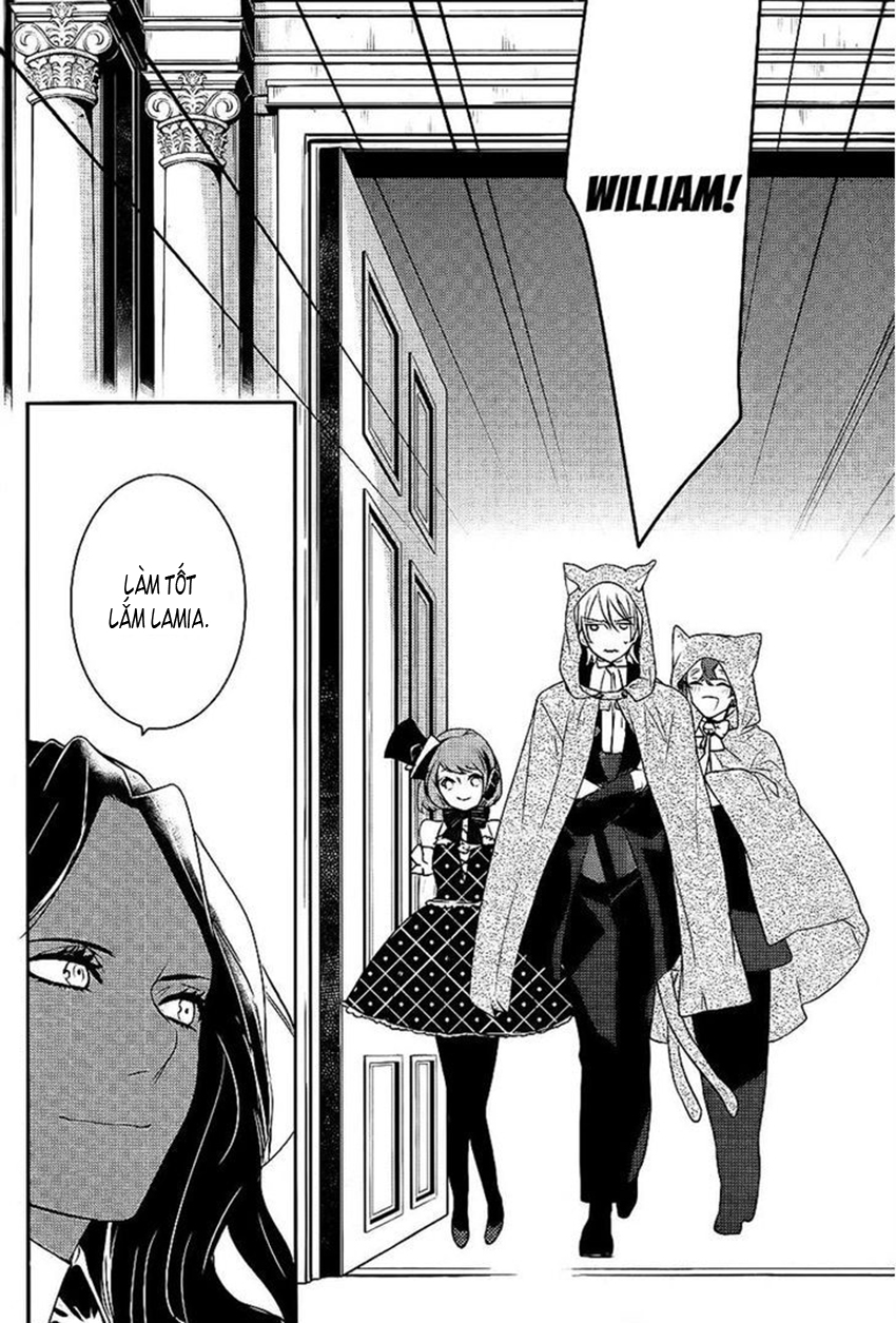 Makai Ouji: Devils and Realist Chap 030