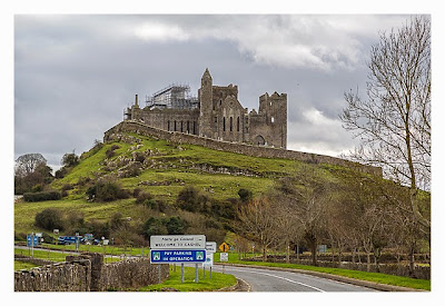 Rock of Cashel in Irland