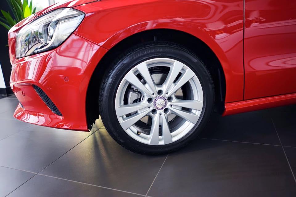Mercedes Benz A 200 New Model 02