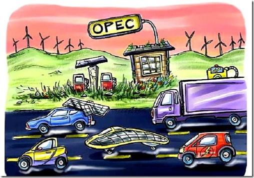 OPEC-America Oil Addiction