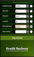 Screenshot of Loan Calculator