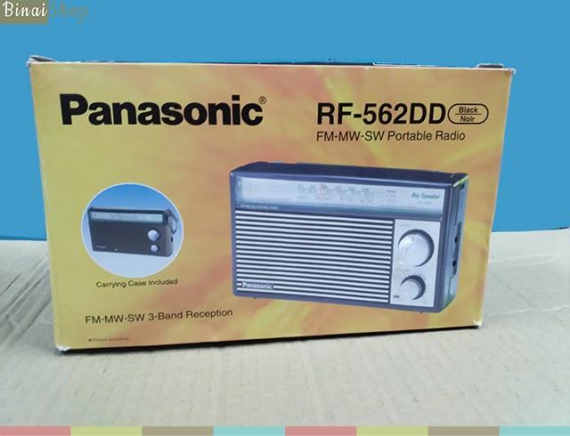 Panasonic RF-562DD