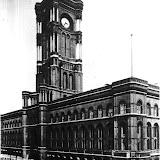 Rotes Rathaus Berlin vor 1945