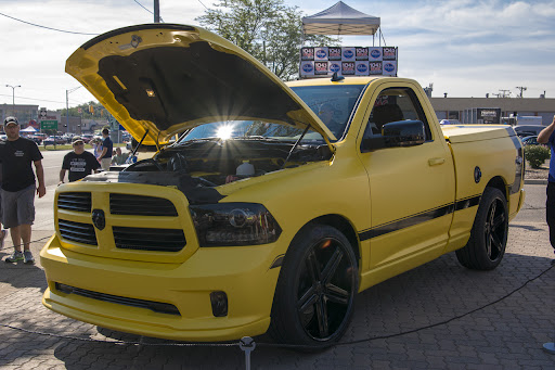 2014 Ram 1500 Rumble Bee Concept Woodward Dream Cruisede Tantld