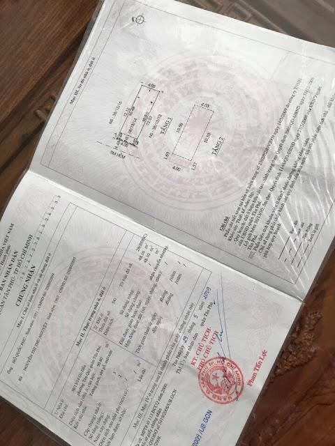 Bán nhà hẻm 2 sẹc Gò Dầu quận Tân Phú 04
