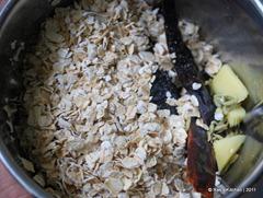 oats,chilli,ginger,fennel