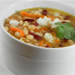 My Navy Bean Soup.