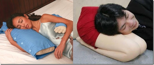 almohada para hombres solteros
