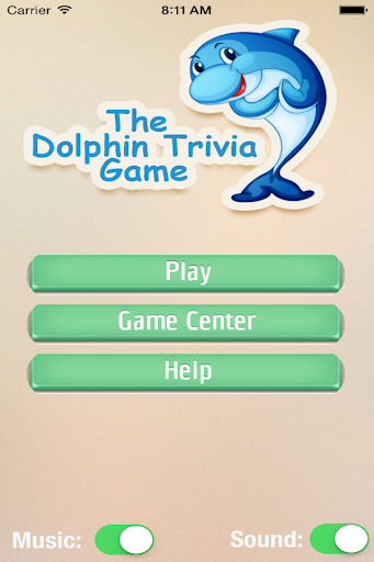The Dolphin Trivia Game 1.1 screenshots 11