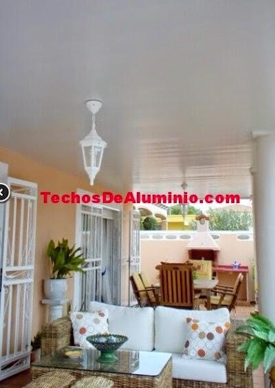 Techos aluminio Cornellà de Llobregat