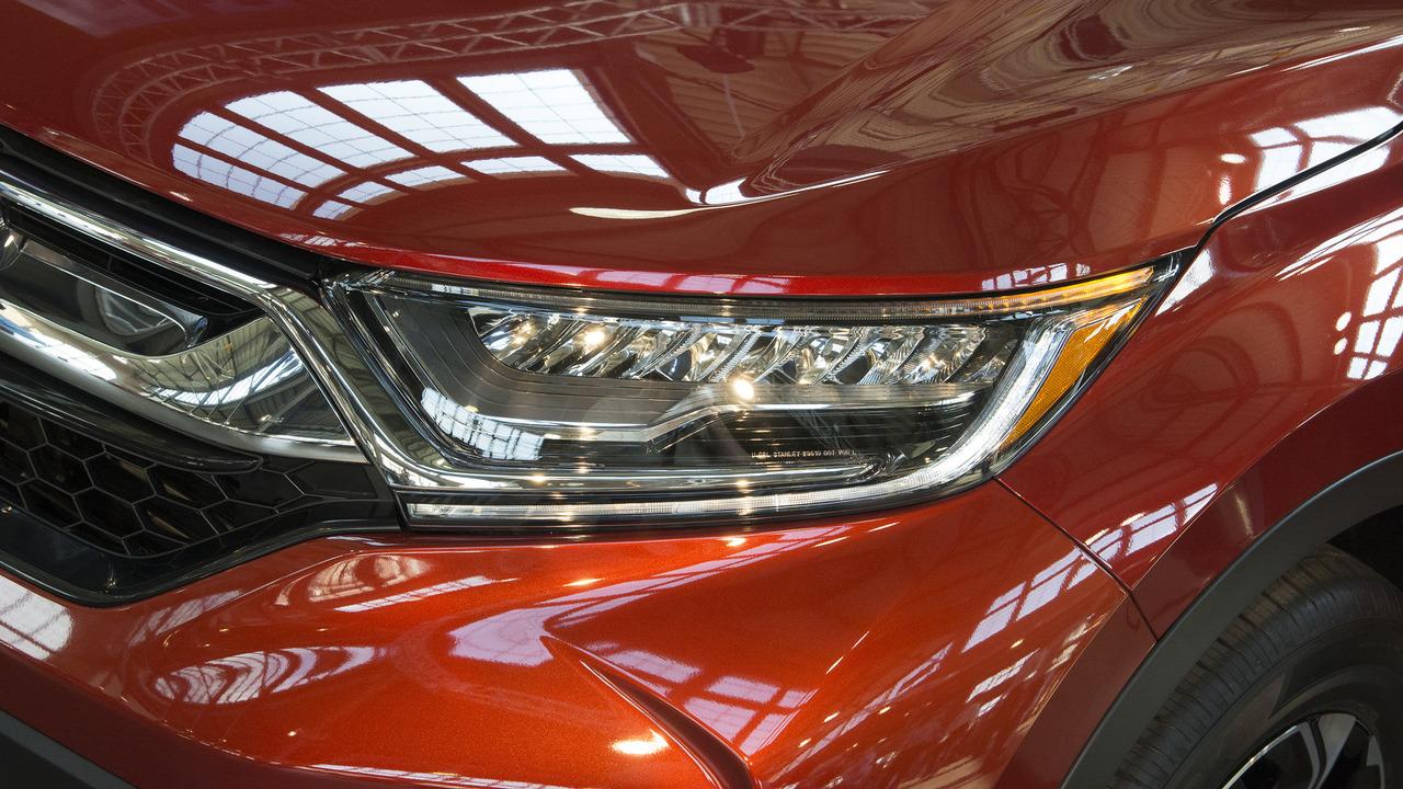 Xe Ô tô Honda CR V Thế Hệ Mới 03