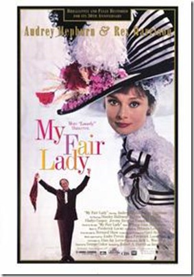 Picky Flicks Pick My Fair Lady M Is For Mama