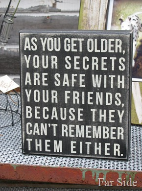 Secrets are safe