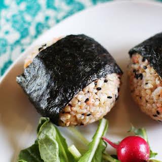 Japanese Salmon Rice Recipes.