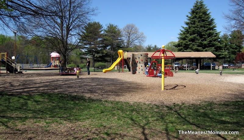 Van Dyck Park Fairfax VA