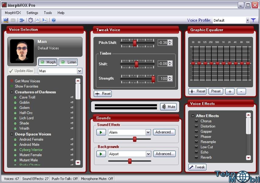 MorphVOX Pro v4.4.66.23655 Full İndir