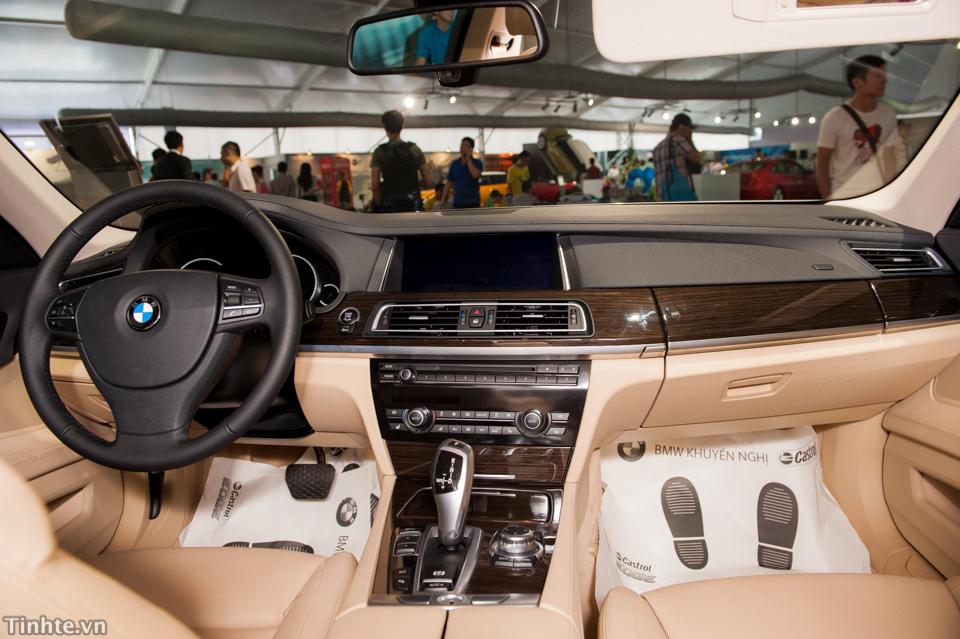 Xe BMW 750Li new model 07
