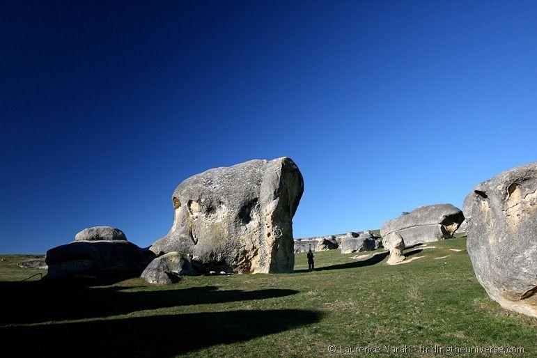 Elephant Rocks and Vera