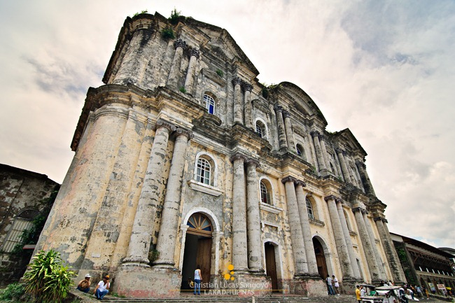 Taal Church Basilica