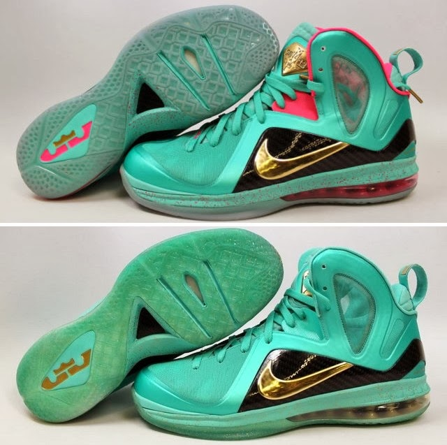 size 40 05777 034b9 It Takes 12900 To Own Two Pairs of Rare LeBron 9 PS Elite PEs ...