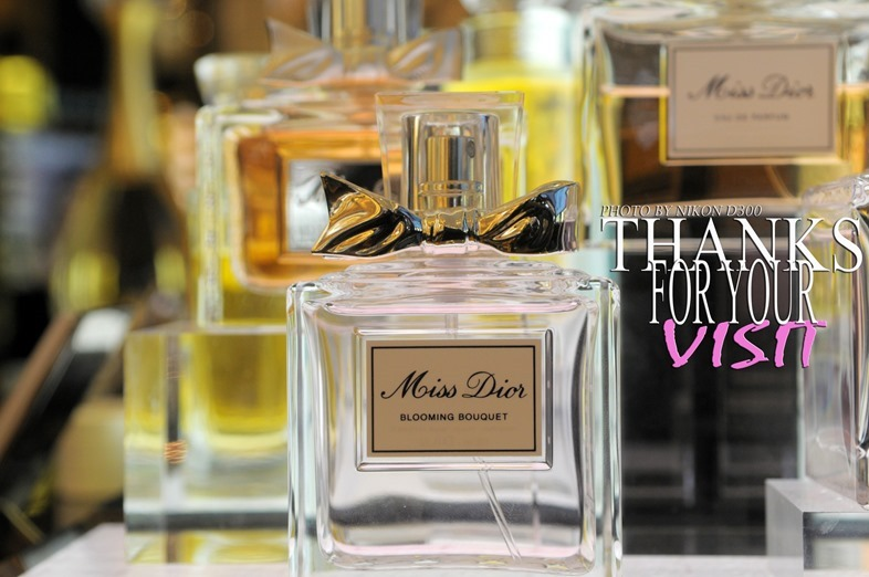 dior miss dior nuova fragranza