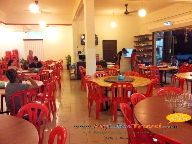 Thai food sungai petani