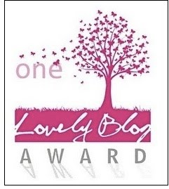 PREMIO LOVELY BLOG