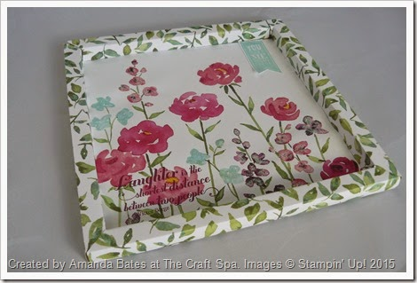 Painted Blooms Box Frame Feb 2015 by Amanda Bates at The Craft Spa  (3)