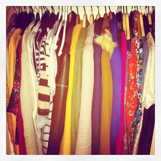 wardrobe insta