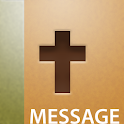 The Message Bible Touch icon