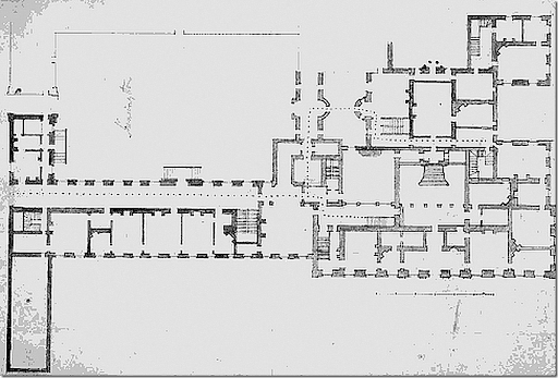 image_thumb206?imgmax=800 cote de texas royal palaces part three,Althorp House Floor Plan
