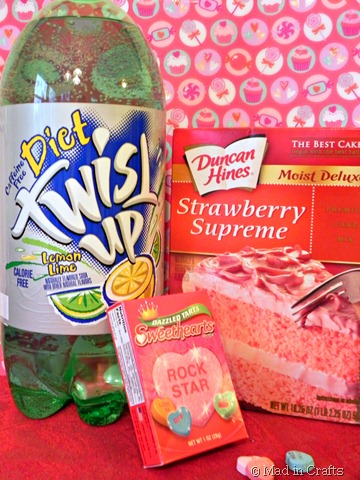 pop cupcake ingredients