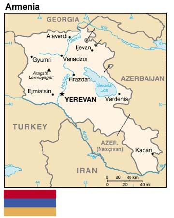 Astazi Armenia Decide Sa Ridice Vizele Pentru Cetatenii Romani