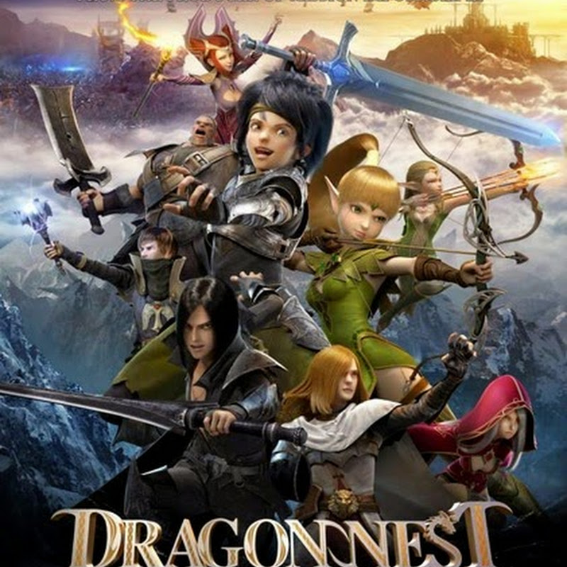 "Enter A New World Of Animation Unlike Any Before In ""Dragon Nest: The Warrior's Dawn"""