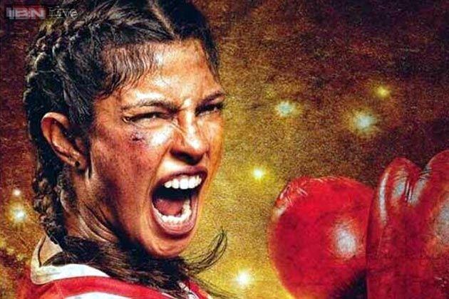 Priyanka Chopra made more than Mary Kom by Playing Role.
