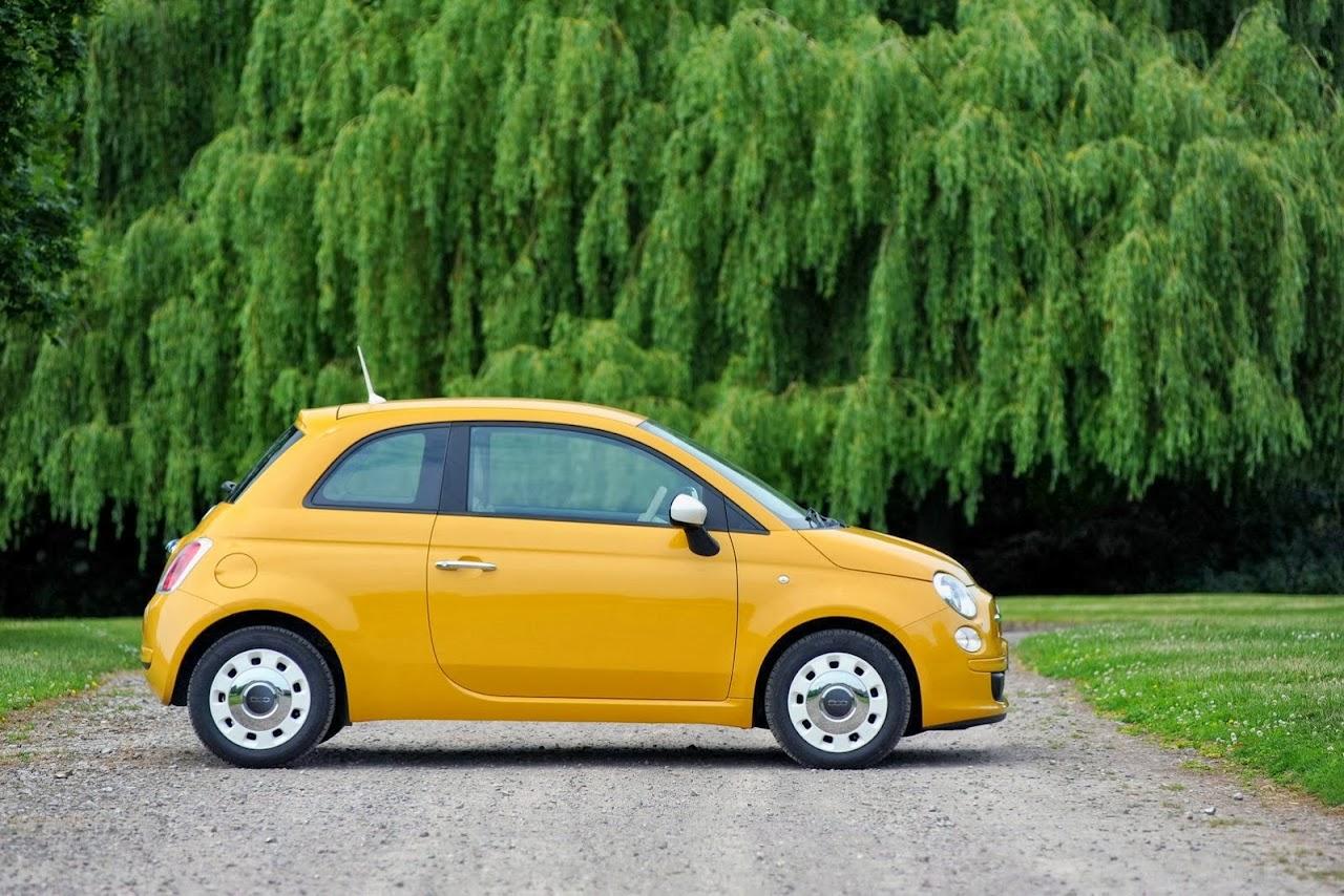 Fiat 500 ailesine beş kapılı bir hatchback model ...