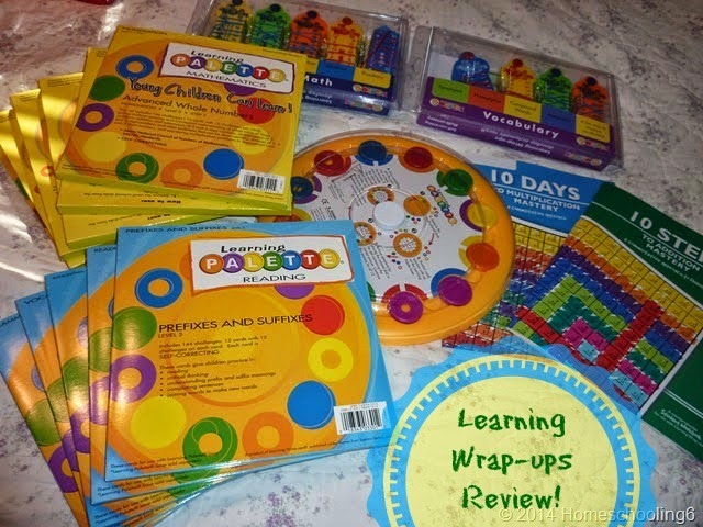 Learning Wrap-ups Review!