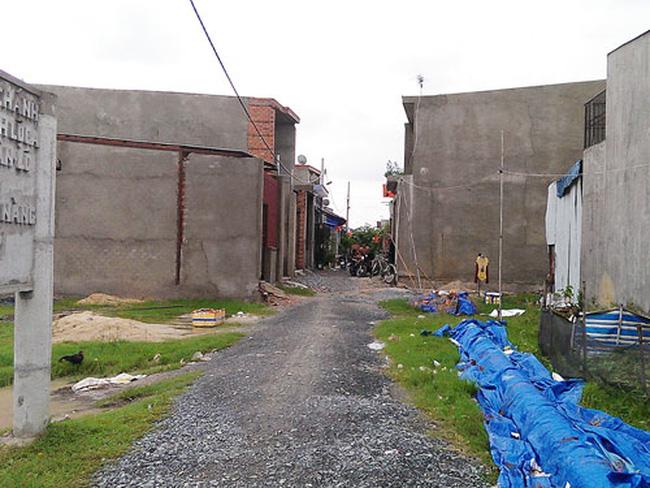 UBND huyện Bình Chánh xử lý nghiêm xây dựng trên đất nông nghiệp 3