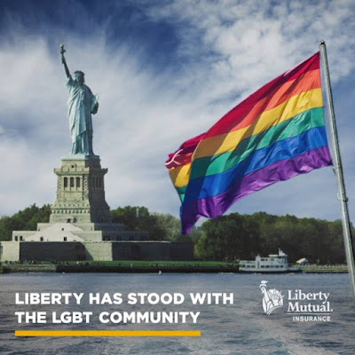 Happy LGBT History Month Were proud to stand with the LGBT community